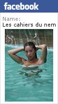 Page facebook des Cahiers du Nem